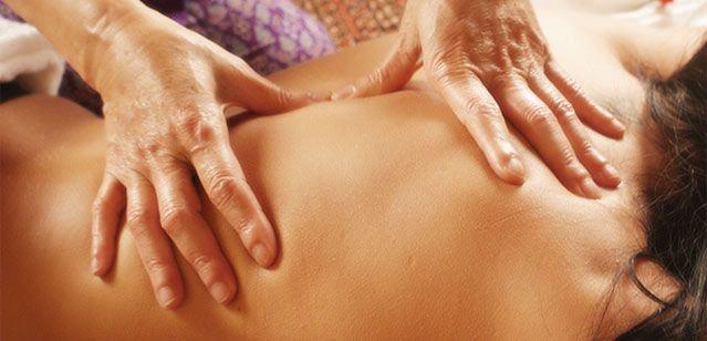Teilkörper Massage